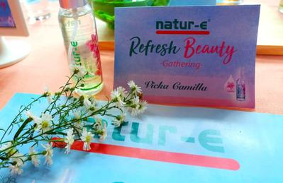 Natur-E Daily Nourishing Face Mist Review