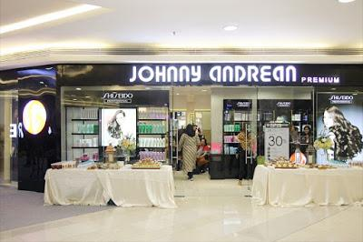 Grand Opening Johnny Andrean Premium Salon at Kota Kasablanka Mall