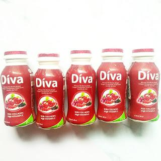REVIEW DIVA BEAUTY DRINK