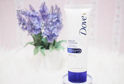 Review : Dove Beauty Moisture Conditioning Facial Cleanser
