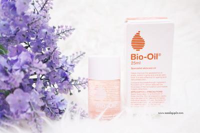 Cara Menghilangkan Bekas Luka dan Strech Marks dengan Bio-Oil (Review Bio-Oil)