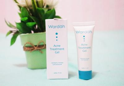 Review Wardah Acne Treatment Gel (Cara Menghilangkan Jerawat)