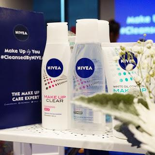 Cleansed By NIVEA