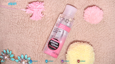 PRODUCT REVIEW : POND'S BRIGHTENING MICELLAR WATER