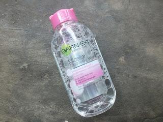 [ REVIEW ] GARNIER MICELLAR CLEANSING WATER INDONESIA