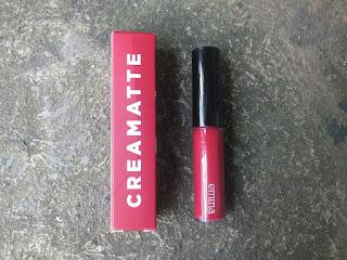 [ REVIEW ] EMINA CREAM MATTE