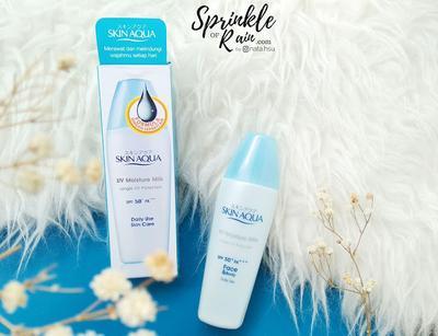 [REVIEW] Skin Aqua UV Moisture Milk