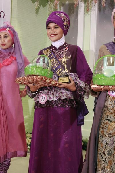 Hijabers Surabaya Model Search 2011