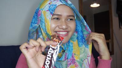 Soyjoy Almond & Chocolate - 150 kkal to avoid unecesssary 500kkal