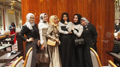 NORMA HAURI Trunk Show at  a Soiree with The New Asia Restaurant (Ritz-Carlton Mega Kuningan)