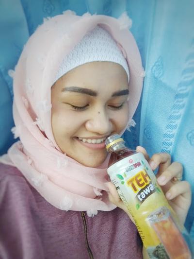 Minuman Segar Untuk Diet - Ichitan Teh Tawar