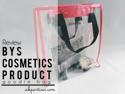[FIRST IMPRESSION] BYS Cosmetics Indonesia Product