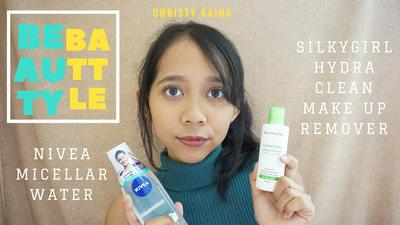 Beauty Battle: Nivea Micellar Water VS Silkygirl Hydra Clean Makeup Remover