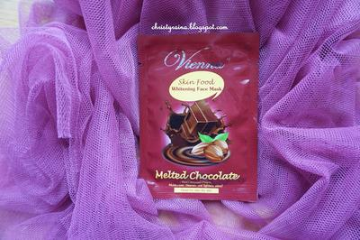 Beauty Review: Vienna Skin Food Melted Chocolate