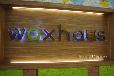 Threading Alis di Waxhaus