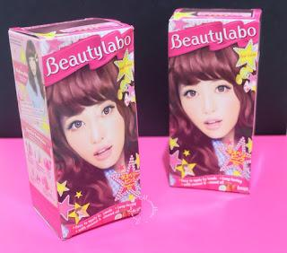 [REVIEW] BEAUTYLABO HAIR COLOR