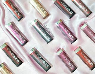 SUPER ULTRAWEIGHT MATTE LIPSTICK FROM MAYBELLINE THE POWDER MATTES