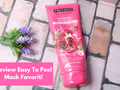 Freeman Revitalizing Pomegranate Peel Off Gel Mask Review