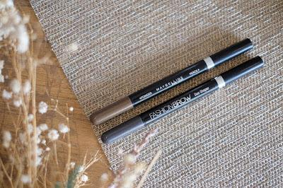 REVIEW MAYBELLINE FASHION BROW DUO SHAPER