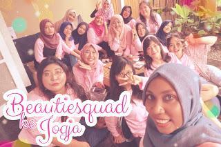 Beautiesquad Goes to Jogja