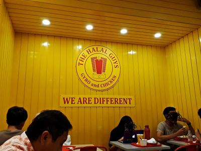 The Halal Guys in Indonesia