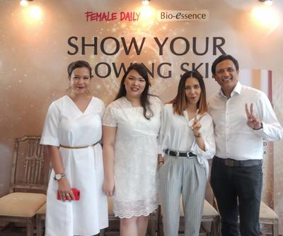 [REVIEW] Bio-essence Show Your Glowing Skin with Female Daily!