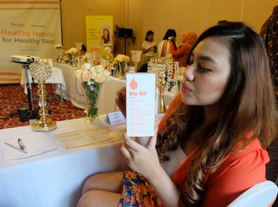 "Bio-Oil & C Channel ""Healthy Habits for Healthy Skin"""