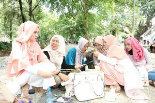 Meet Great & Share with Hijaber United Bandung