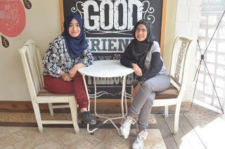 Hijab menurut sahabatku Tantia Nidianti
