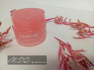 Review Laneige Lip Sleeping Mask Untuk Bibir Kering dan Pecah-pecah