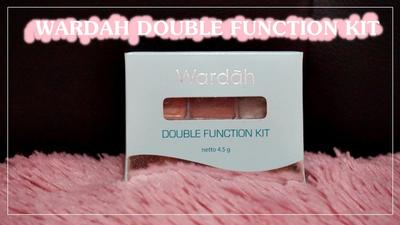 Review: Wardah Double Function Kit