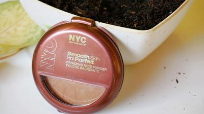 Review: NYC Smooth Skin Bronzing Face Powder