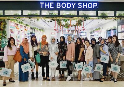 EVENT: 25th Anniversarry The Body Shop Indonesia.