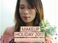 Makeup of the Day | Holiday Makeup 2017 Feat #JakartaBeautyBlogger