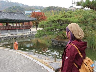 Trip to Korea Part 1 -Airport-Namsangol Hanok Village-N Seoul Tower-Hangang Park-