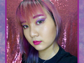 Ultraviolet Makeup Look ft. BEAUTIESQUAD
