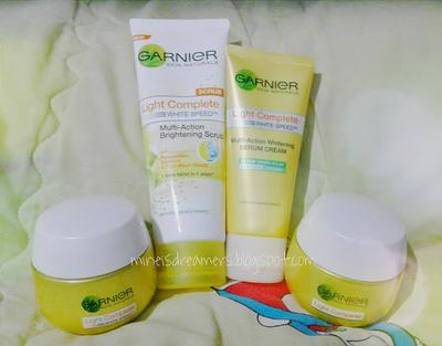 Review: Garnier Light Complete White Series