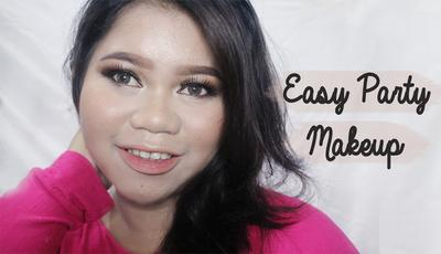 Easy Party Makeup Tutorial