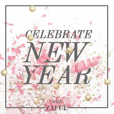 Celebrate New Year with ZAFUL