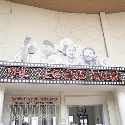 The Legend Star at Jatim Park 3