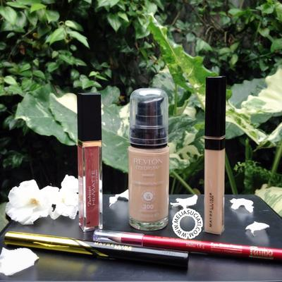 5 Favorite Makeup For Everyday
