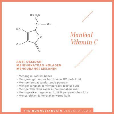 [TIPS] Manfaat Vitamin C untuk Perawatan Kulit