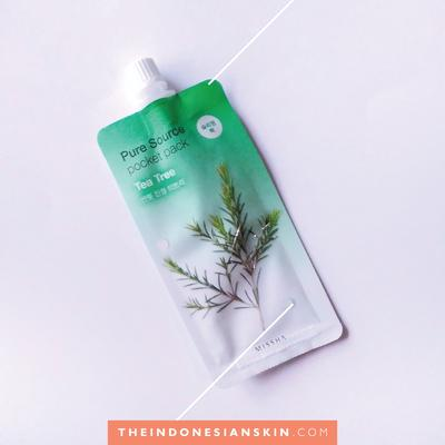 [REVIEW] Missha Pure Source Pocket Pack (Tea Tree Sleeping Pack)