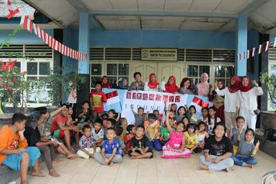 Save Street Child Palembang : Menerangi Masa Depan Anak Jalanan