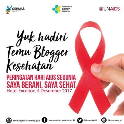 Hari HIV AIDS Sedunia : Saya Berani Saya Sehat