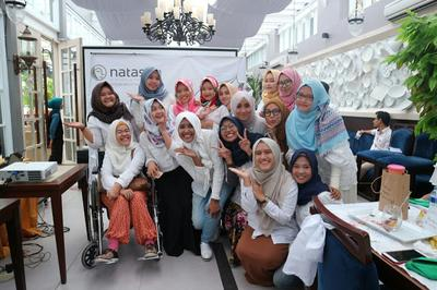 Meet and Greet Beauty Blogger Palembang bersama Natasha Skin Care