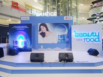 Laneige Beauty Road 2017 In INDONESIA [Event Report]