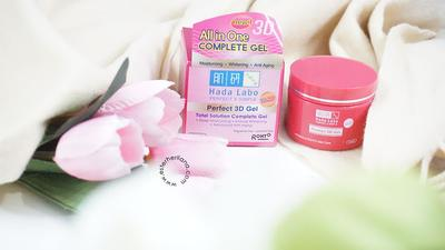 [REVIEW] Hada Labo Perfect 3D Gel
