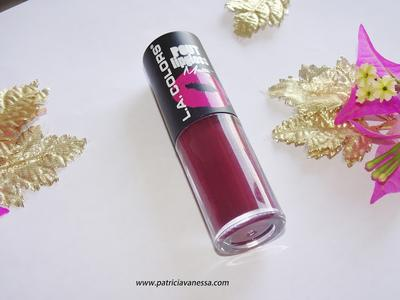 REVIEW LA COLORS POUT LIPGLOSS MATTE