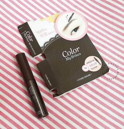 Etude Color My Brow #01 Rich Brown - Review